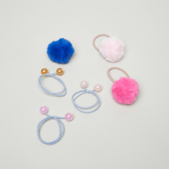 Charmz Hair Tie - Set of 6