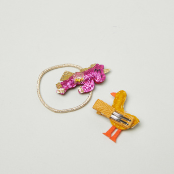 Charmz 2-Piece Hair Accessory Set