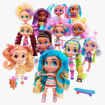 Hairdorables Doll Playset