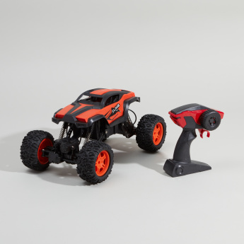 Rock Crawler Radio Controlled 4x4 Vehicle