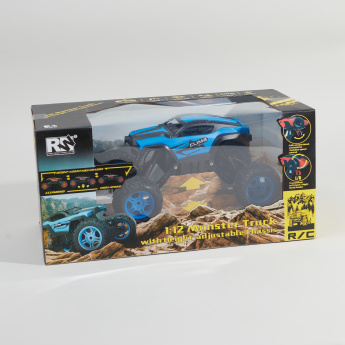 Radio Controlled Rock Crawler Monster Truck