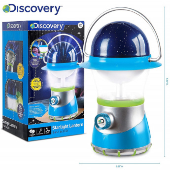 Discovery LED Starlight Lantern and Projector