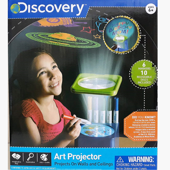 Discovery Art Projector