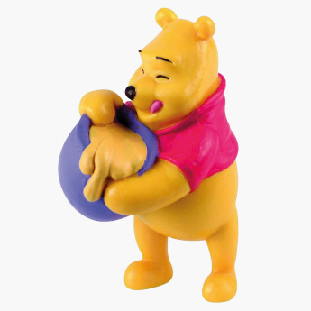 Bullyland Winnie-the-Pooh with Honey Pot Toy Figure