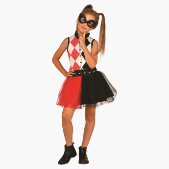 Rubies Harley Quinn Costume Dress Set