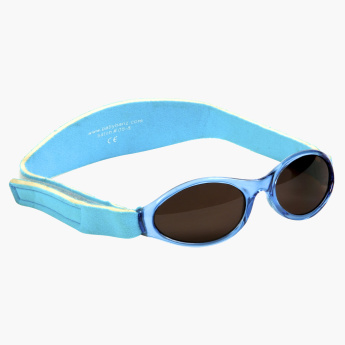 Banz Adventure Sunglasses with Wrap Around Strap