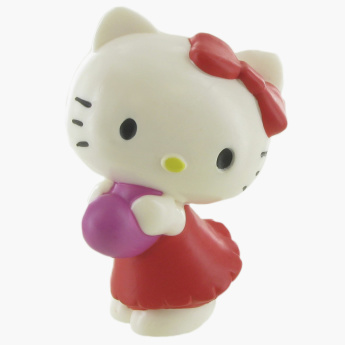 Comansi Hello Kitty Heart Toy Figurine