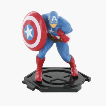Comansi Captain America Toy Figurine