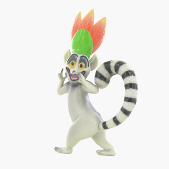 Comansi Madagascar King Julien Toy Figurine