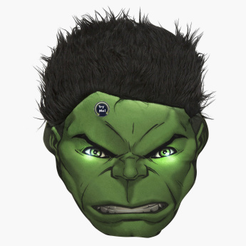 Toy World Avengers Hulk Head Cushion with LED