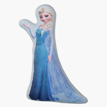 Toy World Frozen Printed Cuddle Cushion