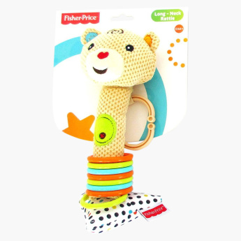 Fisher Price Long Neck Rattle