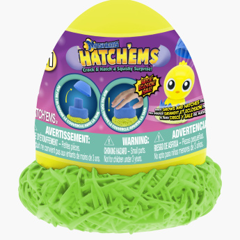 Basic Fun Mash'ems Hatch'ems Chick Season 1 Toy Collectable