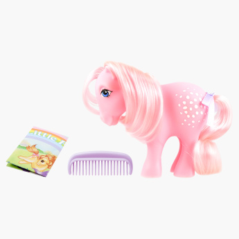 Basic Fun My Little Pony Cotton Candy Toy with Comb