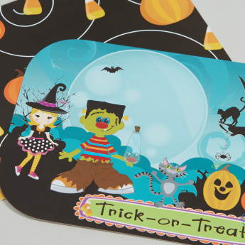 Yubo Halloween Fairies Printed Face Plate - Set of 2