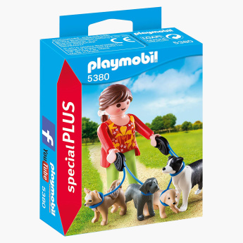 Playmobil Dog Walker Playset