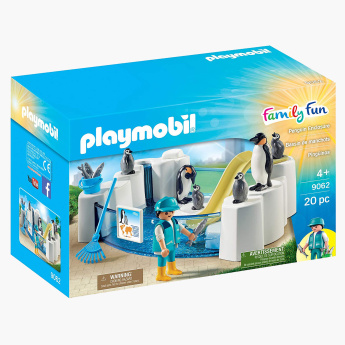 Playmobil Penguin Enclosure Playset