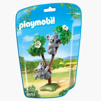 Playmobil Koala Family Playset
