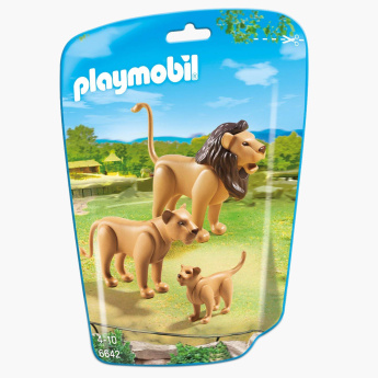 Playmobil Lion Family Playset