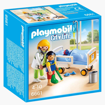 Playmobil Doctor Playset
