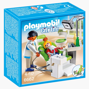 Playmobil Dentist Playset