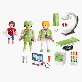Playmobil X-Ray Room Playset