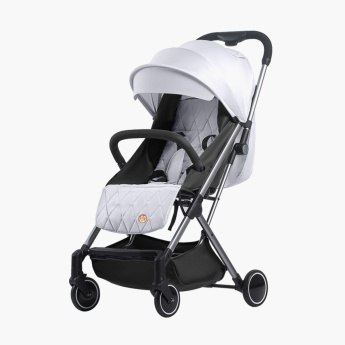 Teknum Travel Lite Stroller SLD with Sunveno Diaper Bag