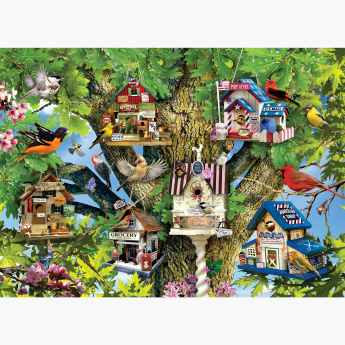 Ravensburger Bird Village Puzzle