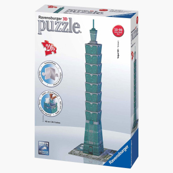 Ravensburger Taipei Tower 3D Puzzle