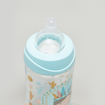 Suavinex Printed Feeding Bottle - Buy 1 Get 1 Free