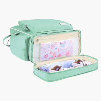 Sunveno Diaper and Printed Insulated Bag Bundle Offer