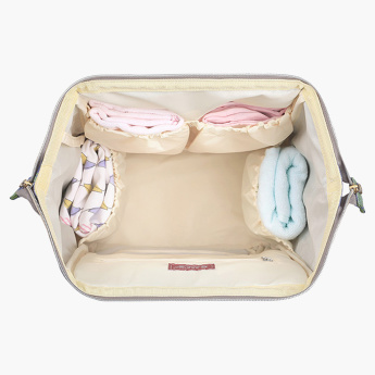 Sunveno Printed Diaper Bag Bundle Offer