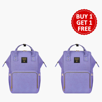 Sunveno Diaper Bag - Buy 1 Get 1 Free