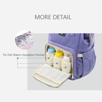 Sunveno Textured Travel Diaper Backpack Bundle Offer
