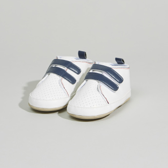 Juniors Perforated Baby Shoes