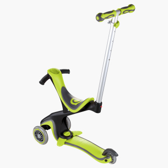 Globber EVO Comfort  5-in-1 Plus Scooter