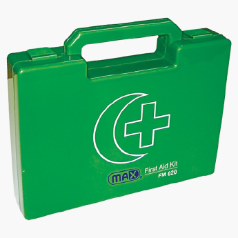 Max First Aid Kit FM20 with contents