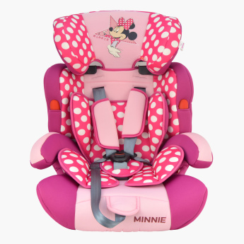 Minnie Mouse Printed Toddler Car Seat