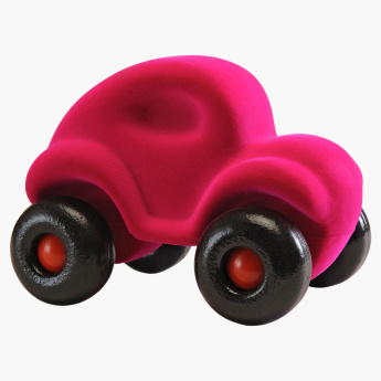 The Little Rubbabu Car Toy with Wheels