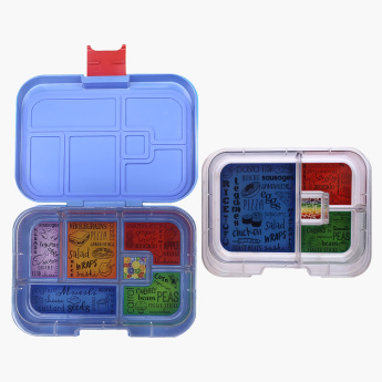 Munchbox Mix and Match Lunchbox with Interchangeable Trays