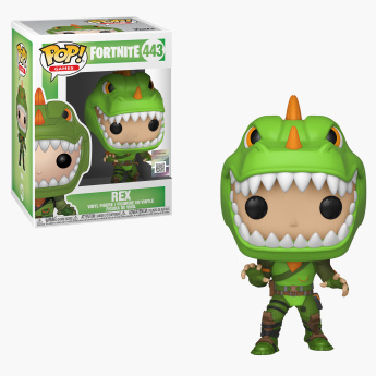 Funko Pop! Games Fortnite Season 1 – Rex
