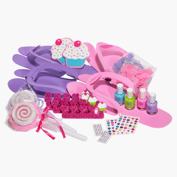 3C4G Pedicure Party Set