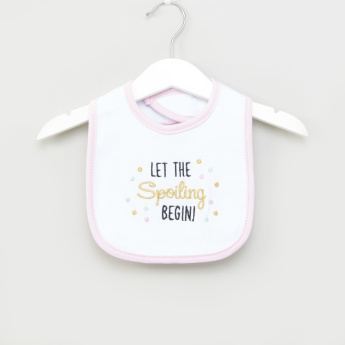 Hudson Baby Printed Bibs - Set of 7