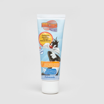Looney Tunes Active Tooth Paste - 75 ml