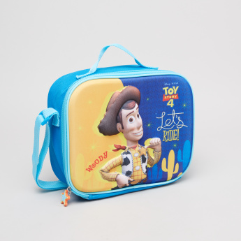 Toy Story Embossed 3-Piece Trolley Backpack Set