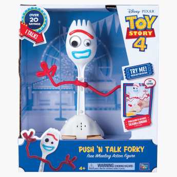 Toy Story 4 Forky Free Wheeling Action Figure - 9 inches