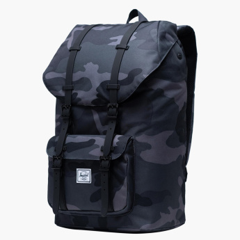 Herschel Little America Night Camouflage Printed Backpack