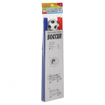 Juniors International Soccer Goals