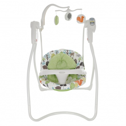 Graco Swing with Plug
