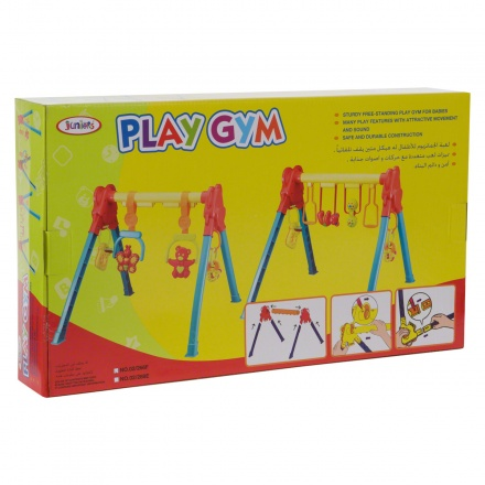 Juniors Play Gym